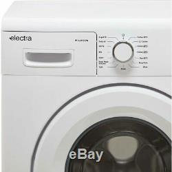 Electra W1449cf2w A ++ 1400 RPM Noté 7 KG Lave-linge Blanc Nouveau