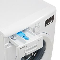 Electra W1462cf2w A +++ Noté 1400 RPM 10 KG Lave-linge Blanc Nouveau
