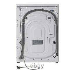 Electriq 9kg 1200rpm Machine À Laver Autoportante Blanche