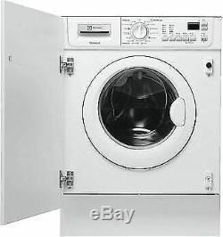Electrolux Ewg127410w Machine À Laver Entièrement Intégré Un