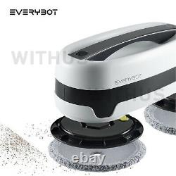 Everybot Edge Dual-spin Nettoyage Robot Nettoyeur Balayeuse Lavage Humide