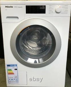 Ex Affichage Miele W1 Classique Eco De 1400 Spin Lave-linge Wdb020, Rrp £ 699