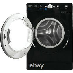 Flambant Neuf Indesit Bwe91484xk Innex Super Silent Washing Machine 9kg, 1400, A+++