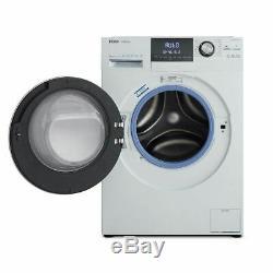 Haier Haltys Hw100-bd14756, 10 Kg, Lave-linge 1400rpm A +++ - 50% Évaluation En Whi