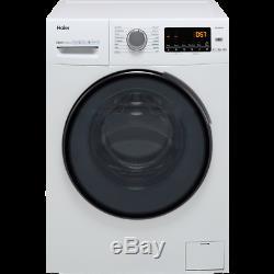 Haier Hw100-b1439 A +++ Noté 1400 RPM 10 KG Lave-linge Blanc Nouveau