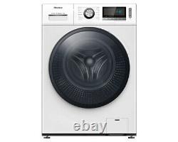 Hisense Wfbl1014vj 10kg 1400rpm White Washing Machine 2 Ans Garantie