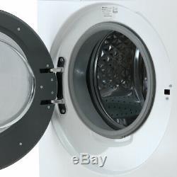 Hisense Wfbl9014v A +++ Noté 1400 RPM 9 KG Lave-linge Blanc Nouveau