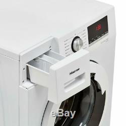 Hisense Wfhv9014 A +++ Noté 1400 RPM 9 KG Lave-linge Blanc Nouveau