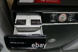Hoover Awmpd413lh7b-80 1400spin Autoportant 13 KG Lave-linge Noir Brillant