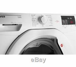Hoover Dhl 14102d3 Puce 10 KG 1400 Spin Lave-linge Blanc Currys