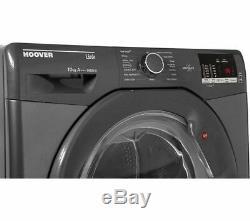 Hoover Dhl 14102d3r Puce 10 KG 1400 Spin Lave-linge Graphite Currys