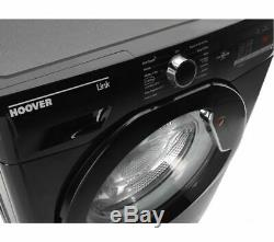 Hoover Dhl 149db3b Nfc 9 KG 1400 Spin Black Machine À Laver Currys