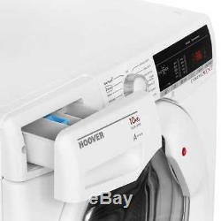 Hoover Dloa4103 Dynamique Next A +++ Noté 1400 RPM 10 KG Lave-linge Blanc Nouveau