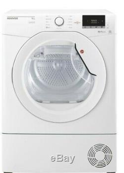 Hoover Dxoa 410c3 / 1-80 10 KG Autoportant Lave-linge Blanc, Gris, Ex Displ