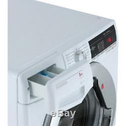 Hoover Dxoa68c3 Dynamique Next Advance A +++ Noté 1600 RPM 8 KG Machine À Laver