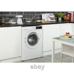 Hoover Dxoa69lw3-80 Dynamic Next 9kg Autoportante Machine À Laver Blanc