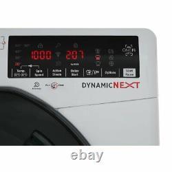Hoover Dynamique Dwoa413ahfn8 Wifi De 1400 Lave-linge Blanc- Collection