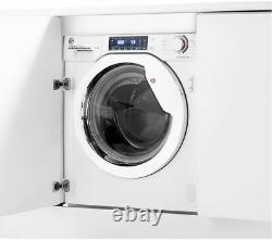 Hoover H-wash 300 Pro Hbwos 69tamcet Intégré Wifi 9kg Machine À Laver Blanc
