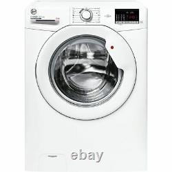 Hoover H3w492de/1 H-wash 300 A+++ Noté 9kg 1400 RPM Machine À Laver Blanc Nouveau