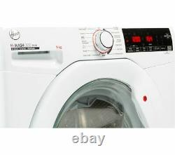 Hoover H3w69tme Nfc 9kg 1600 Spin Machine À Laver Quick Wash White Currys