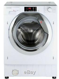 Hoover Hbwm 914d-80 1400rpm Intégré 9 KG Lavage Machine Affichage Blanc Ex