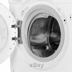 Hoover Hbwm814dc A +++ Noté 1400 RPM Intégré 8 KG Lave-linge Blanc /