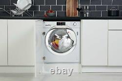 Hoover Hbwm914dc Linge Intégré 9kg 1400 Spin Machine A +++ Blanc