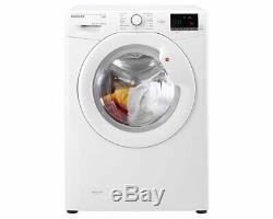 Hoover Hl1492d3 9kg 1400rpm Washing Machine Marque Nouveau Livraison Gratuite