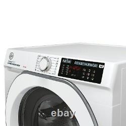 Hoover Hw410amc1-80 H-wash 500 10kg Machine De Lavage Autoportante Blanche