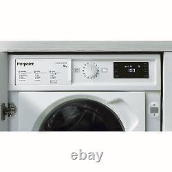 Hotpoint Bi Wmhg 91484 Royaume-uni A+++ Évalué 9kg 1400rpm Machine À Laver