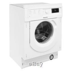 Hotpoint Biwmhg71484 Machine De Lavage 1400rpm Intégré A +++ Rendement Énergétique