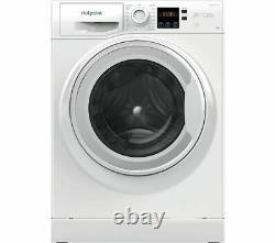 Hotpoint Core Nswm 1043c W Royaume-uni N 10kg 1400 Spin Washing Machine Currys Blancs
