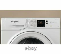 Hotpoint Core Nswr 843c Wk Uk 8 KG 1400 Machine De Lavage De Spin Currys Blancs