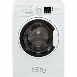 Hotpoint Nswa843cwwuk A +++ Noté 1400 RPM 8 KG Lave-linge Blanc Nouveau