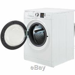 Hotpoint Nswa943cwwuk A +++ Noté 1400 RPM 9 KG Lave-linge Blanc Nouveau