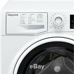 Hotpoint Nswa963cwwuk A +++ Noté 1600 RPM 9 KG Lave-linge Blanc Nouveau