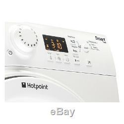 Hotpoint Wmfug742p Lave-linge, 7 De Lavage De Charge, 1400 Tours Par Minute Vitesse D'essorage Blanc
