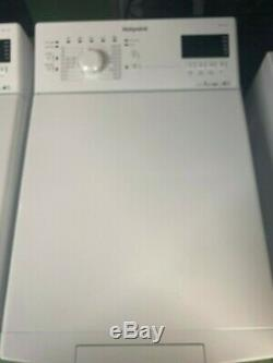Hotpoint Wmtf722h Uk Chargement Par Le Dessus De La Machine À Laver Mince. Nouveau Et Garantie