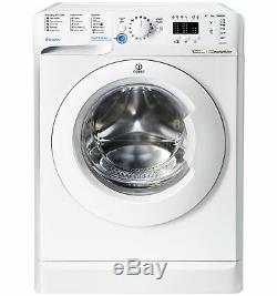 Indesit Bwa81483x Autoportant 8kg 1400 Spin Machine A +++ Lave-blanc