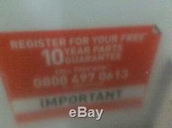 Indesit Eco Temps Washing Machine Iwd6125 6 KG / 5 KG Lave-linge 1200 Rpm. Nouveau