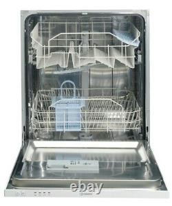 Indesit Entièrement Intégré Dif04b1 Lave-vaisselle 13 60 CM Réglage A + Place Nominale