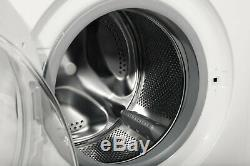 Indesit Iwc71252 Autoportant 7kg 1200 Spin Machine A +++ Lave-blanc