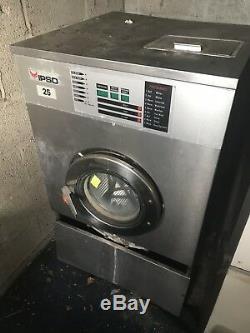 Ipso It 25 Machine À Laver Commercial Besoin De Réparation