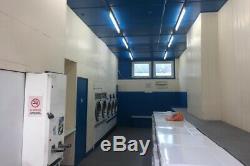 Lave-industrielle Alliance Commerciale Launderette Machines Nf3lxfsp401uw01
