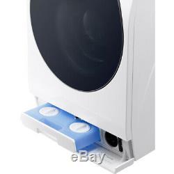 Lg Lsf100 Signature A +++ 1600 RPM Nominale 12 KG Lave-linge Blanc Nouveau
