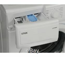 Logik L1014wm20 De 1400 Spin Lave-linge Lavage Rapide Blanc Currys