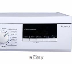 Logik L814wm16 Lave-linge Blanc Currys