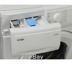 Logik L914wm20 De 1400 Spin Lave-linge Lavage Rapide Blanc Currys
