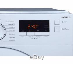 Logik Liw814w15 Intégré Lave-linge Blanc Currys