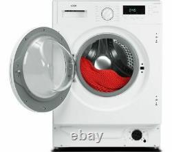 Logik Liw814w20 Intégré De 1400 Spin Intégrée Lave-linge Currys